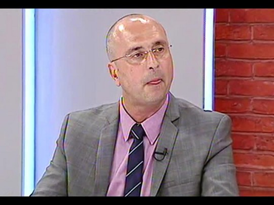Mãos e Mentes - Presidente da Ceitec, Marcelo Lubaszewski - Bloco 2 - 05/12/2013