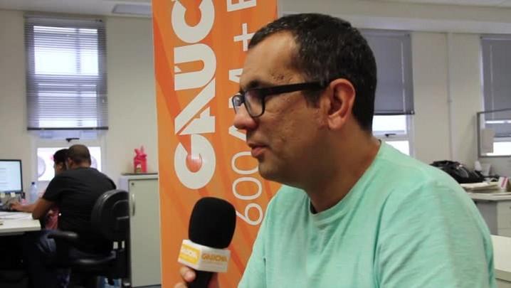 Carlos Guimarães e o 2013 do Planeta Bola - 27/12/2013