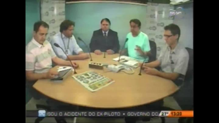 Procurador Jurídico da FCF fala sobre segurança nos estádios