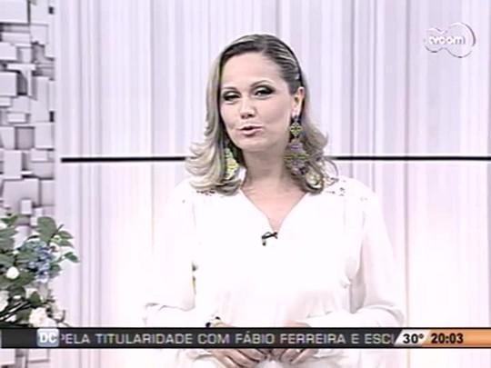 TVCOM Tudo+ Saúde e beleza: Reflexologia - 22/01/14