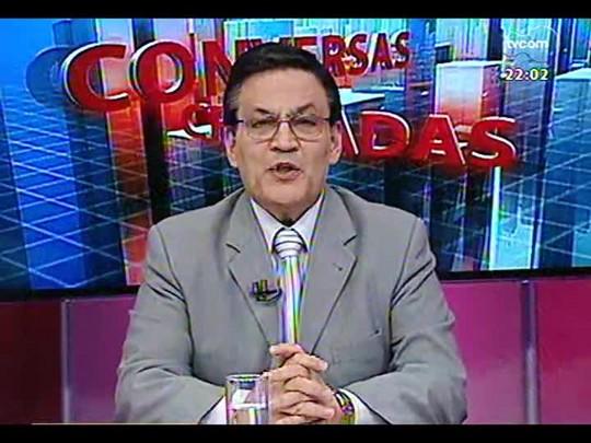 Conversas Cruzadas - Como os protestos e a Copa podem influenciar o cenário eleitoral? - Bloco 1 - 11/02/2014