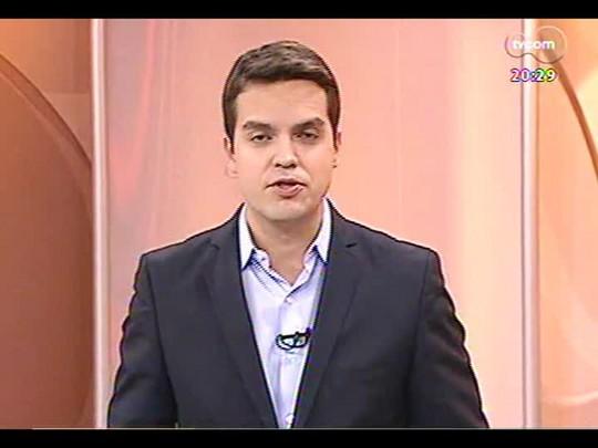 TVCOM 20 Horas - ATP protocola pedido de reajuste de cálcula da passagem de ônibus em Porto Alegre - Bloco 3 - 21/02/2014