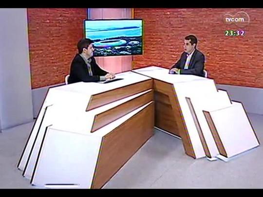 Mãos e Mentes - Arquiteto responsável pelo projeto da reforma do Beira Rio Fernando Balvedi - Bloco 2 - 12/03/2014
