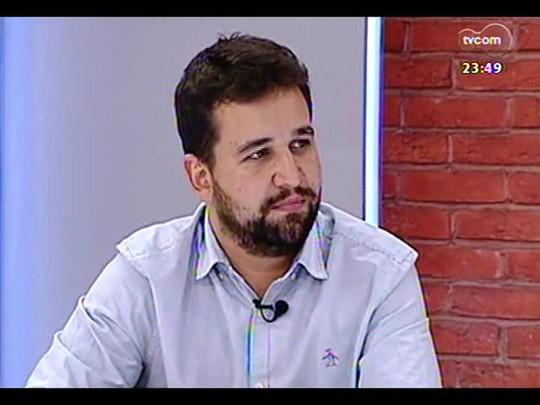 Mãos e Mentes - Relações públicas Guilherme Alf - Bloco 2 - 17/03/2014