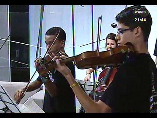 TVCOM Tudo Mais - Orquestra jovem do RS vem ao estúdio do Tudo+