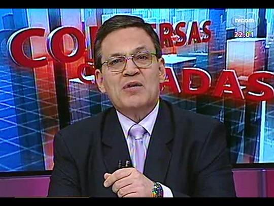 Conversas Cruzadas - Debate sobre os 50 anos do golpe militar e anistia - Bloco 1 - 31/03/2014