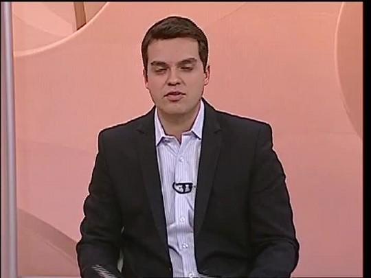 TVCOM 20 Horas - Atraso na inauguração da extensão do catamarã que liga a zona sul ao centro da capital - Bloco 2 - 20/06/2014
