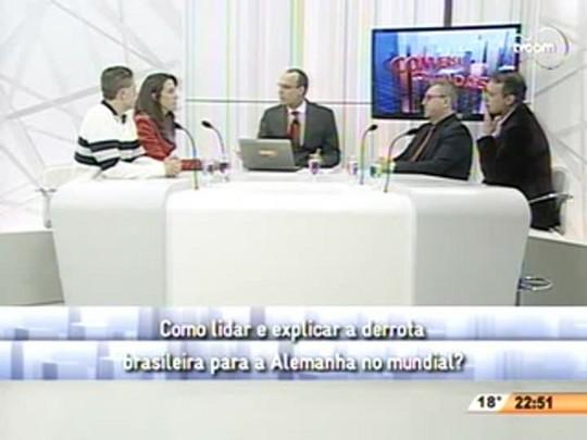Conversas Cruzadas - Brasil x Alemanha - Bloco4 - 09.06.14