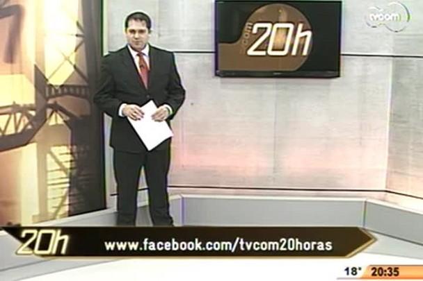 TVCOM 20 Horas - Trechos deteriorados da BR-101 Sul - 3º Bloco - 18/07/14