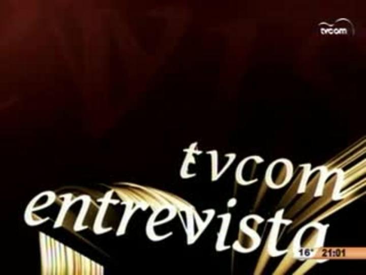 TVCOM Entrevista - Luiz Antônio Zanini Fornerolli - Bloco1 - 26.07.14