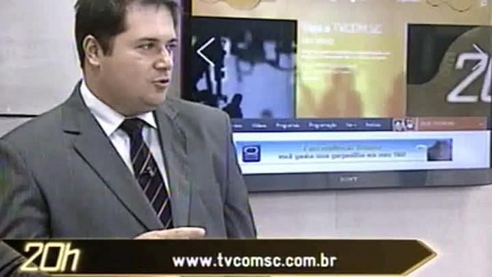 TVCOM 20 Horas - Tribunal de Justiça Discuti a Guarda Compartilhada - 2ºBloco - 10.09.14
