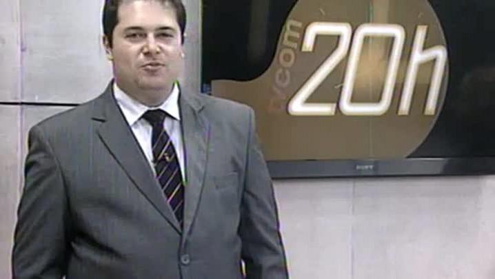 TVCOM 20 Horas - Tribunal de Justiça Discuti a Guarda Compartilhada - 3ºBloco - 10.09.14