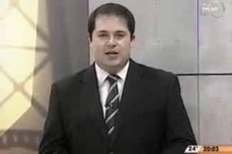 TVCOM 20 Horas - Senac lança livro sobre trajetória em SC - 1º Bloco - 15/09/14