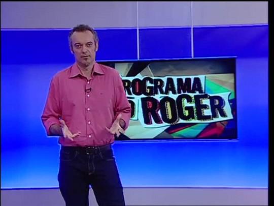 Programa do Roger - Eron Dal Molin com os destaques do TVCOM Esportes - Bloco 4 - 15/10/2014