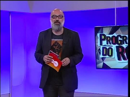 Programa do Roger - Rock de Galpão - Bloco 3 - 15/10/2014