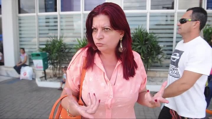 Eleitores catarinenses fazem pedidos a Dilma