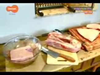 #PortoA - Confira uma aula de churrasco somente para mulheres