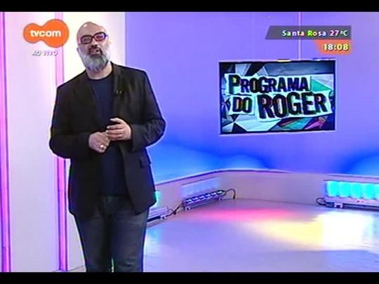 Programa do Roger - Lojinha do Roger - Bloco 3 - 31/10/2014