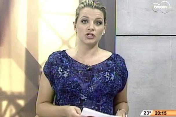 TVCOM 20h - Cartilha dá dicas para comerciantes prevenirem crimes - 3.12.14