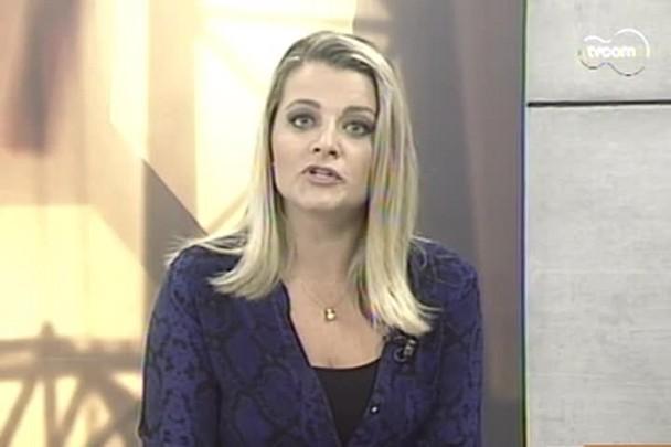 TVCOM 20h - Alesc aprova projeto de lei que proíbe divulgação de pesquisas eleitorais em Santa Catarina - 18.12.14