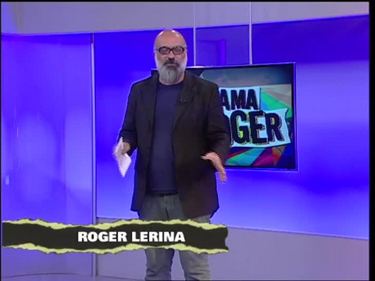Programa do Roger - Trem Imperial - Bloco 1 - 15/12/14