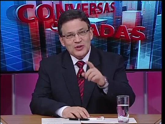 Conversas Cruzadas - Debate sobre a alta no preço da gasolina - Bloco 1 - 04/02/15