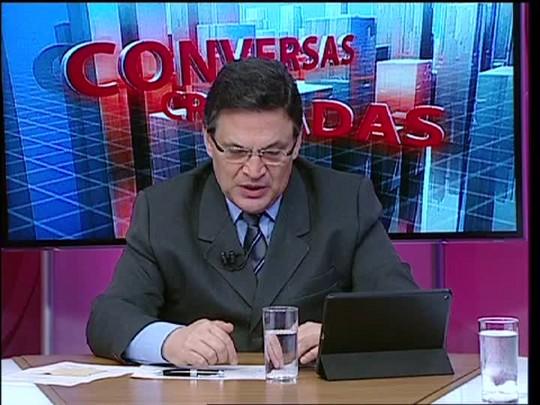 Conversas Cruzadas - Debate sobre o sistema prisional gaúcho - Bloco 3 - 11/05/15