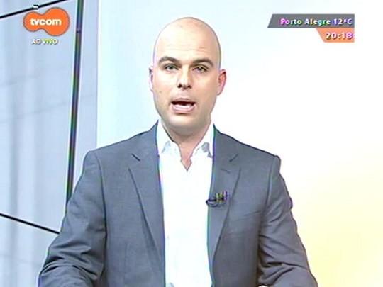 TVCOM 20 Horas - Ministério Público cria campanha nacional para barrar desvios de dinheiro público - 12/06/2015
