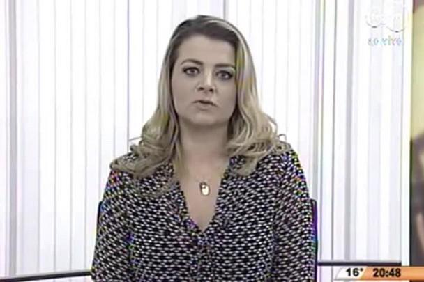 TVCOM 20 Horas - Governo Federal anuncia medidas que devem aumentar exportações do país - 24.06.15