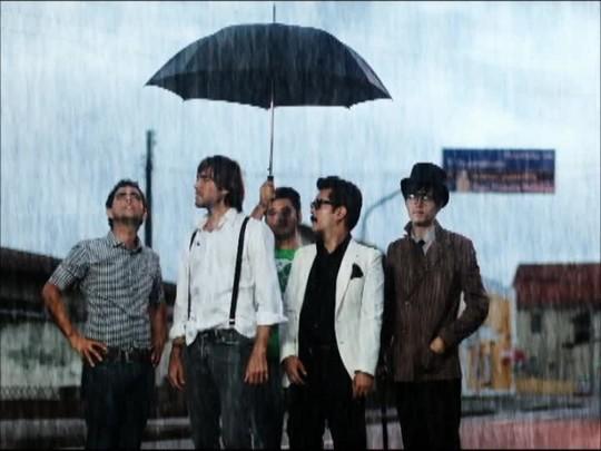 "Confira \""Bye bye banana\"", música inédita da banda joinvilense Reino Fungi"
