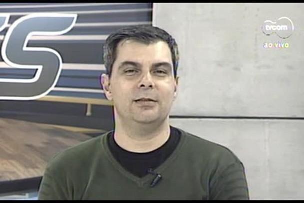 TVCOM Esportes - 1ºbloco - 09.07.15