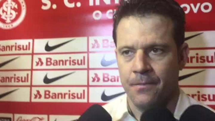 Entrevista de Argel após empate do Inter com o Cruzeiro