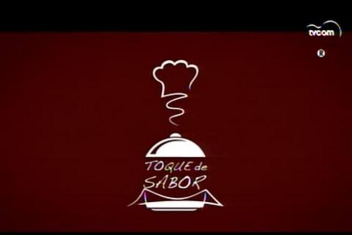 TVCOM Toque de Sabor. 2º Bloco. 30.08.15