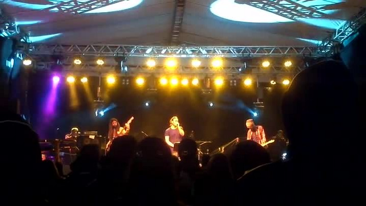 Mercocycle 2014- show com a banda Zeppelins