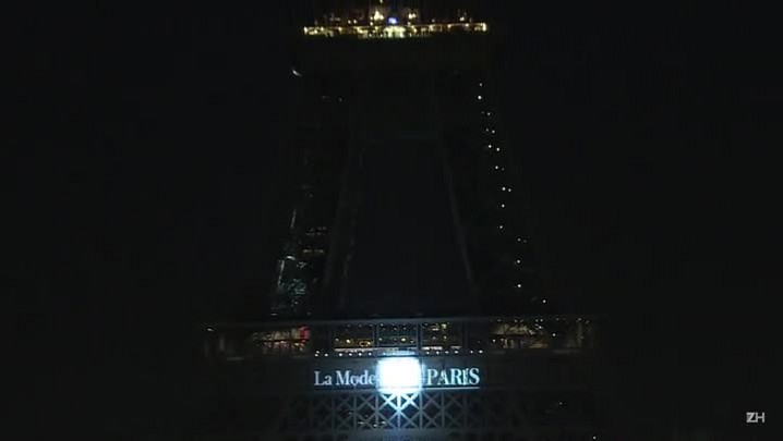 Torre Eiffel na moda