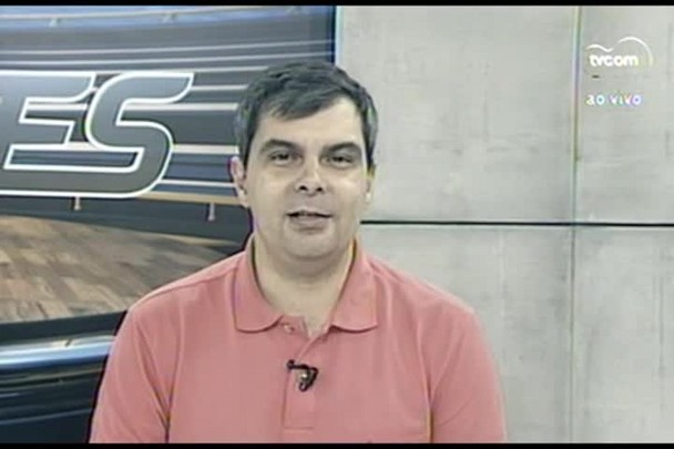 TVCOM Esportes. 1º Bloco. 08.10.15