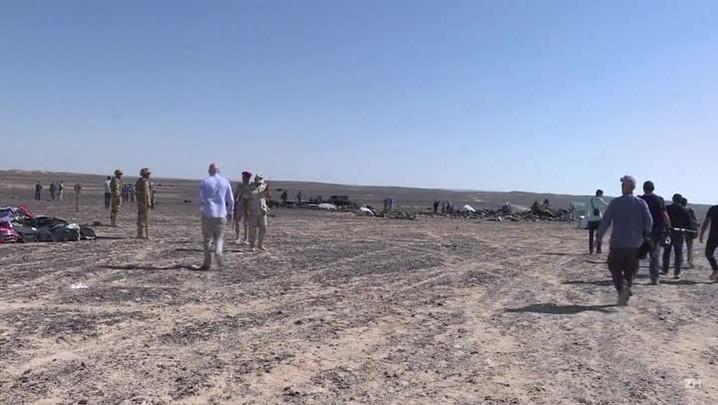 Avião russo: acidente ou atentado?