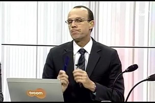 TVCOM Conversas Cruzadas. 3º Bloco. 06.11.15