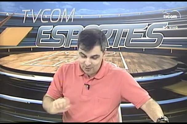 TVCOM Esportes. 3º Bloco. 21.11.15