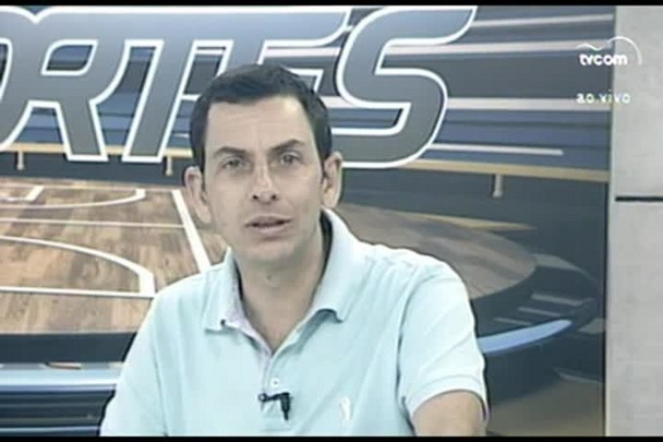 TVCOM Esportes. 4º Bloco. 22.01.16