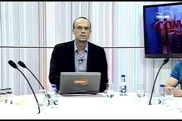 TVCOM Conversas Cruzadas. 4º Bloco. 17.03.16