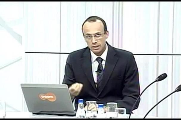 TVCOM Conversas Cruzadas. 3º Bloco. 05.04.16