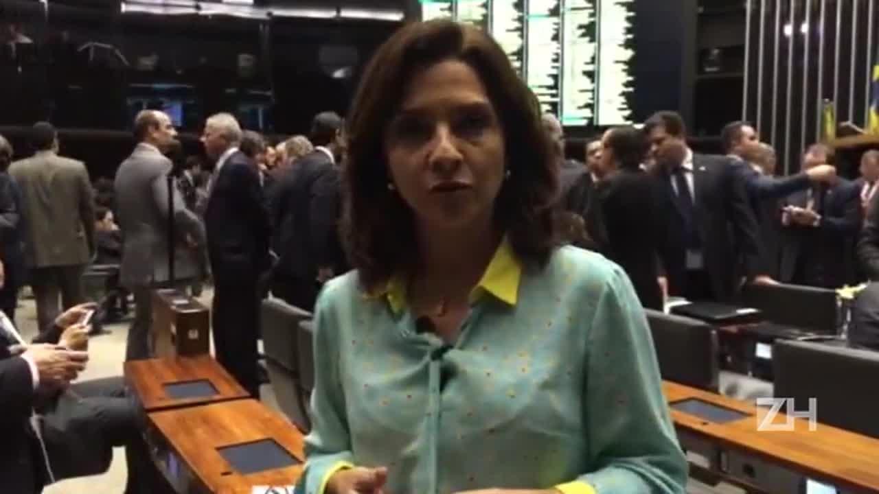 Maia e Rosso no segundo turno: as negociações no plenário