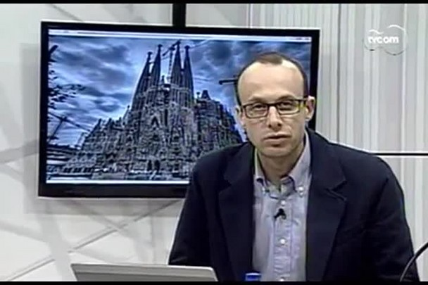 TVCOM Conversas Cruzadas. 4º Bloco. 11.08.16