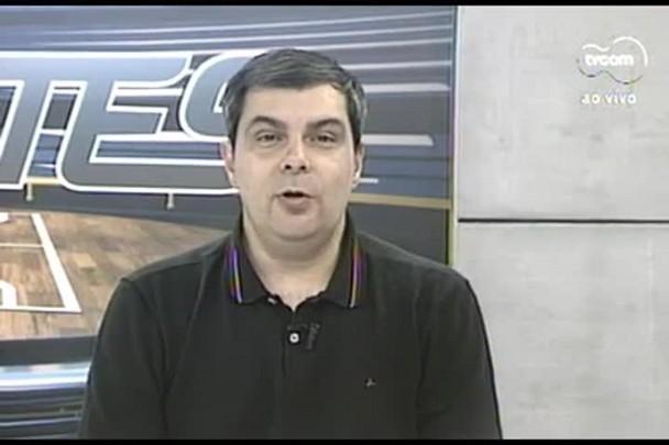 TVCOM Esportes. 2º Bloco. 25.08.16