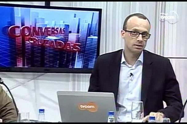 TVCOM Conversas Cruzadas. 3º Bloco. 05.09.16