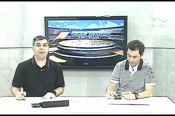 TVCOM Esportes. 3º Bloco. 08.09.16