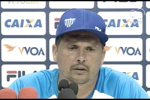 TVCOM Esportes. 1º Bloco. 14.10.16