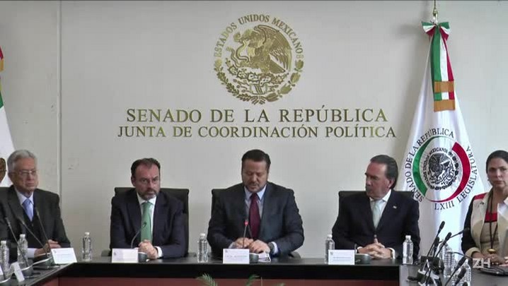 México condena plano dos EUA de separar famílias de migrantes