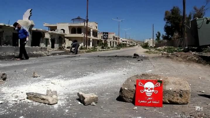 Turquia: autópsias confirmam uso de armas químicas na Síria
